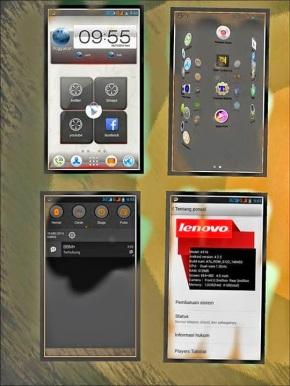 Rom Lenovo Buat Evercoss A7S